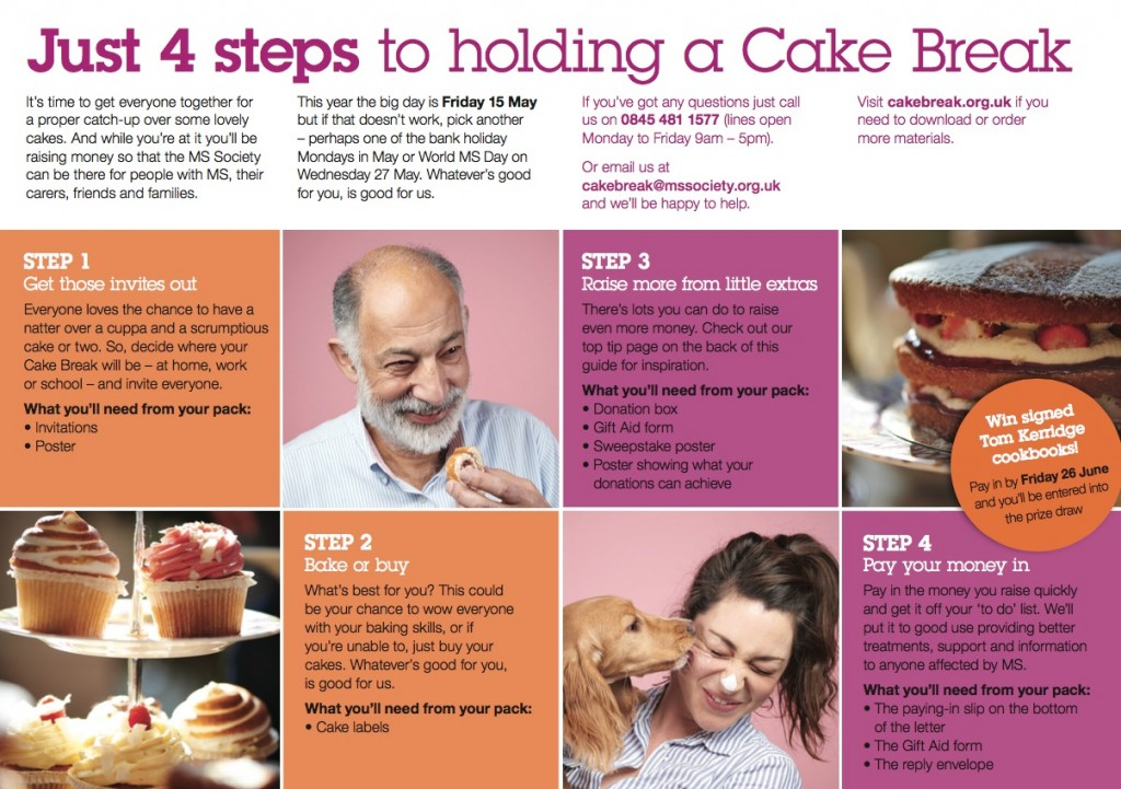 Cake Break Guide