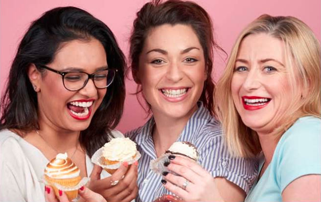 MS Society Cake Break